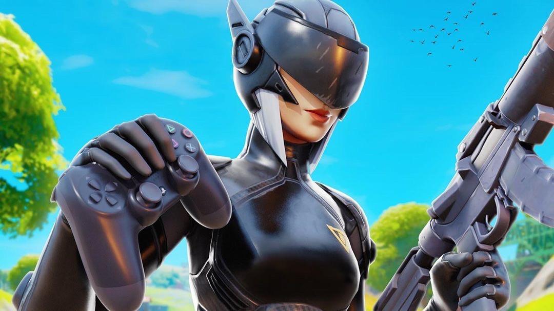 Fortnite b.r.u.t.e gunner ps4 thumbnail #fortnite#brutegunner#thumbnail#ps4#ssssnipergamer #freetoedit