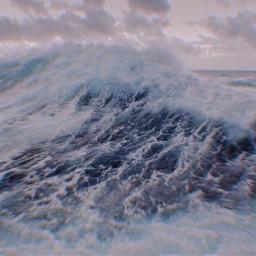 water blue aesthetic heartless freetoedit