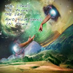 freetoedit stars galaxy starsticker starsparklesstickerremix ircreachout reachout hands
