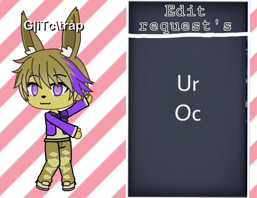 I Take only 10 request's U-U