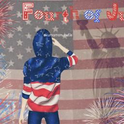 freetoedit happy4thofjuly 4thofjuly july america