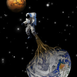 freetoedit mars planetearth outerspace astronaut