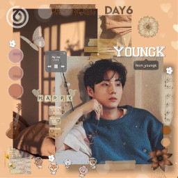 day6 youngk day6edit freetoedit