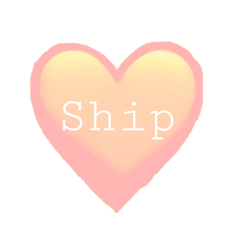 freetoedit ship heart aesthetic aesthetictext
