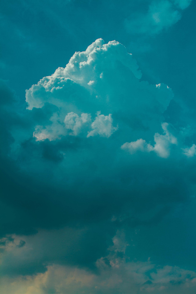 Mix it up with a lovely remix!Unsplash #blue #clouds #sky #background #backgrounds #freetoedit