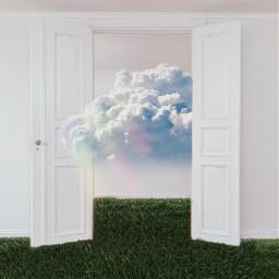 freetoedit облако белый пиксарт радуга