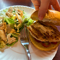 freetoedit healthyliving food chicken salad healthylifestyle