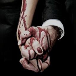 darkart bloodlust bloodonourhands