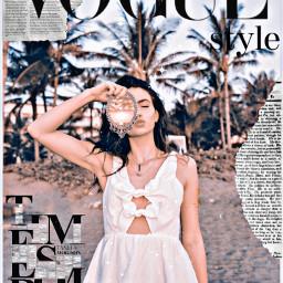 freetoedit vouge aesthetic magazine