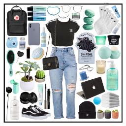 tumblr black blackaesthetic skincare adidas school freetoedit