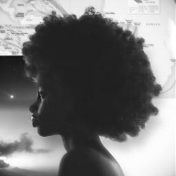 truth history afro black blackandwhite freetoedit
