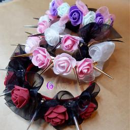 freetoedit headband flower flowerheadband bats