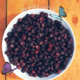 freetoedit blackberry wild jam food