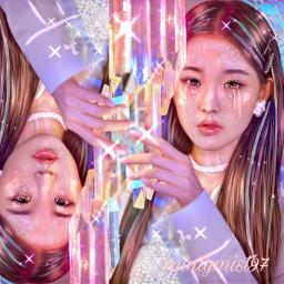 k kpop kpopedit izone izonewonyoung