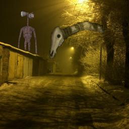 skeletonbuddys sirenhead bonesworth longhorse remixit freetoedit