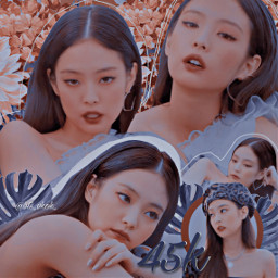 freetoedit jennie blackpink kpop kpopedits