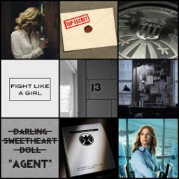 sharoncarter agent13 marvel avengers