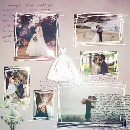 edited picsart weddingday weddings summerweddings freetoedit