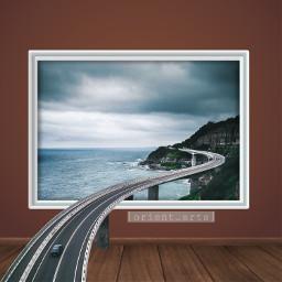 frame highway fantasy orient_arts ocean ftestickers freetoedit