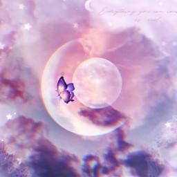 freetoedit moon picsart dream dreamy
