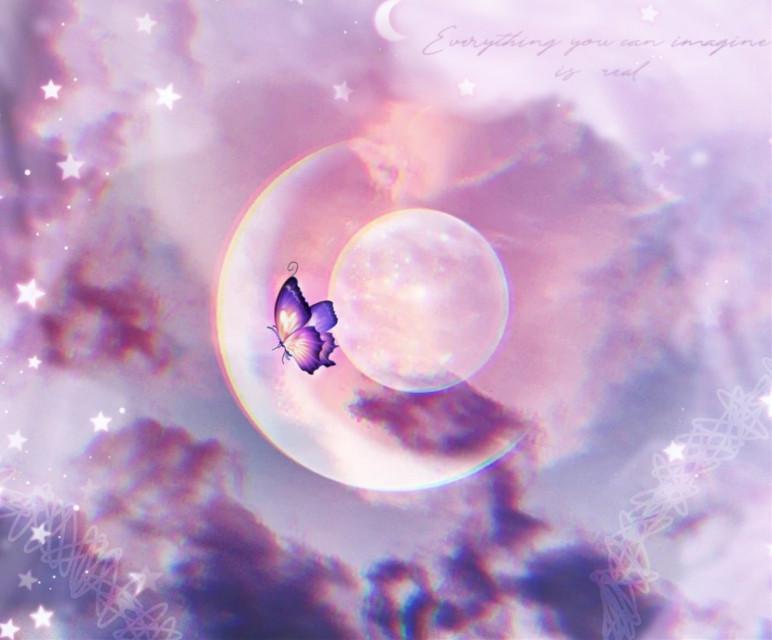 #freetoedit #moon #picsart #dream #dreamy