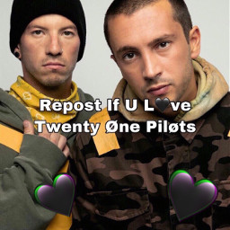 freetoedit twentyonepilots twenty top t
