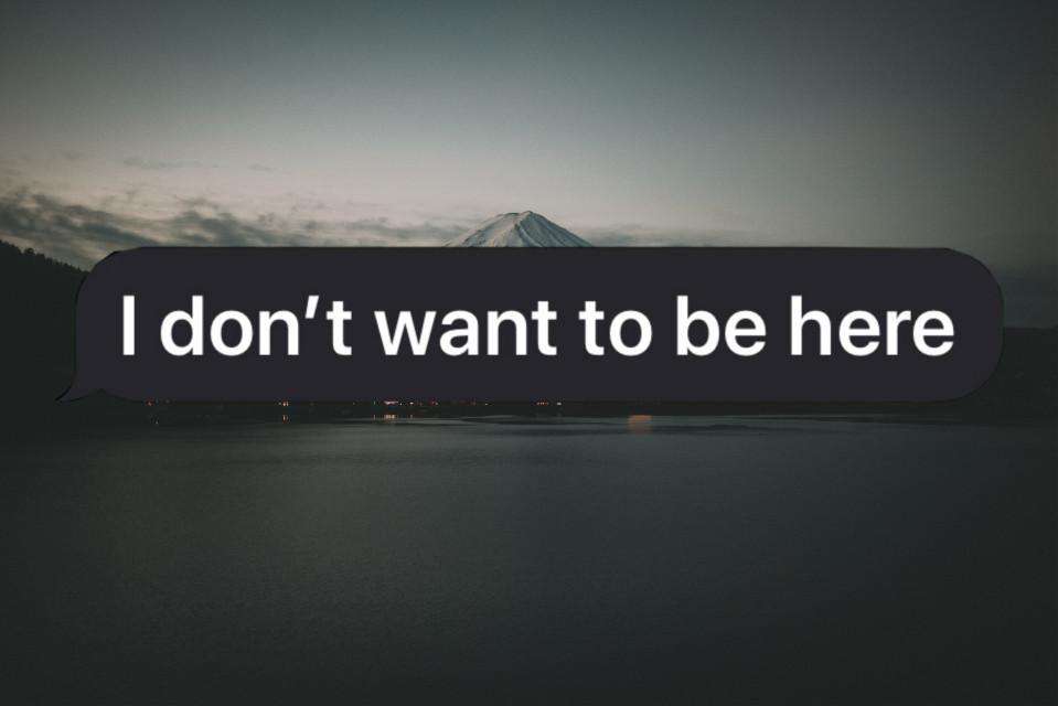 #freetoedit #sad #depressed #nofriends #imstupid