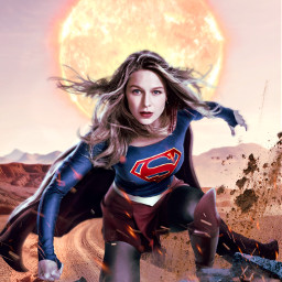 freetoedit dccomics supergirl melissabenoist warnerbros dcentertainment