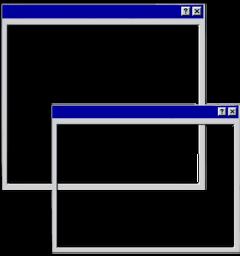 computer microsoft windows95 windows blank freetoedit