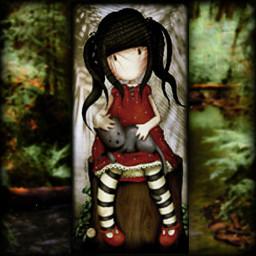 freetoedit cute doll little cat srcpalmtreeshadow palmtreeshadow