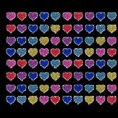 freetoedit heart hearts heartstickers 90s