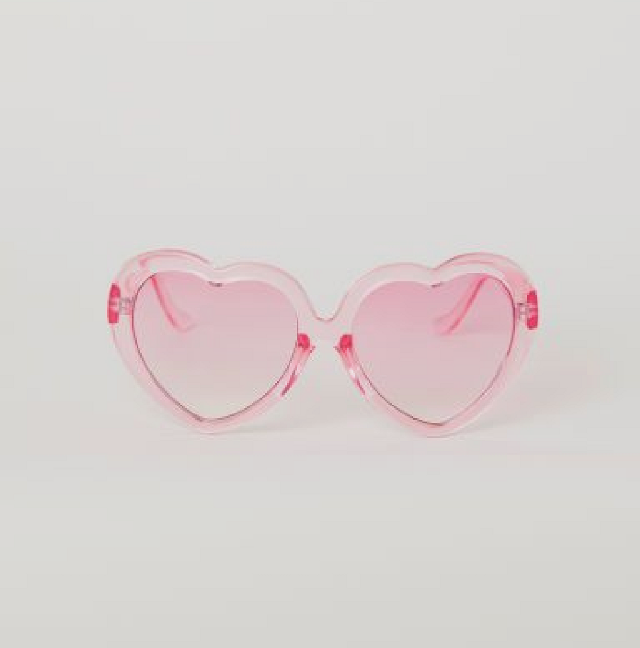 #freetoedit #hearts #sunglasses #pink