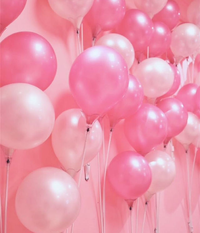 #freetoedit #pink #ballons #party