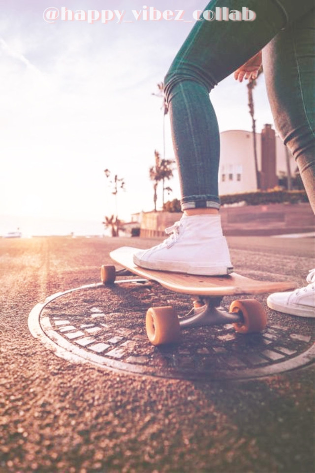 ✨ 𝕎𝕖𝕝𝕔𝕠𝕞𝕖 𝕥𝕠 @happy_vibez_collab ✨  ᵀᵒᵈᵃʸ'ˢ ᵖᵒˢᵗ ⁱˢ ᵇʸ: @coralwaves   🌊| 𝔻𝕒𝕥𝕖: July 13, 2020 ☀️| 𝕋𝕚𝕞𝕖: 7:25 am  🌈| 𝕋𝕚𝕥𝕝𝕖: Skate boarding at sunset  🌸| ℍ𝕒𝕤𝕙𝕥𝕒𝕘𝕤: #cute #skateboarding #aesthetic   @happy_vibez_collab 𝐌𝐞𝐦𝐛𝐞𝐫𝐬 [✨] @sunny_cloudz_ [✨] @adoreluhv [✨] @ploar123  [✨] @coralwaves [✨] @sunshinedays123 #freetoedit