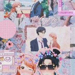 freetoedit animeedit animeaesthetic animecouple animewallpaper