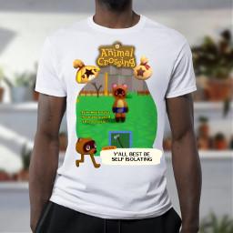 freetoedit animalcrossing animalcrossingnewleaf tomnook stonks bells memes