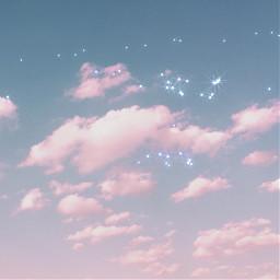 athestic clouds cloud pinkclouds freetoedit