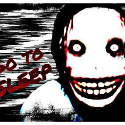 freetoedit creepypasta scary jeffthekiller jeffthekilller