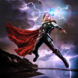 freetoedit thor chrishemsworth marvel marvelstudios