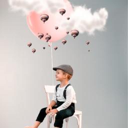 freetoedit balloon pinkballoon hotairballoon chair srchotairballoons hotairballoons