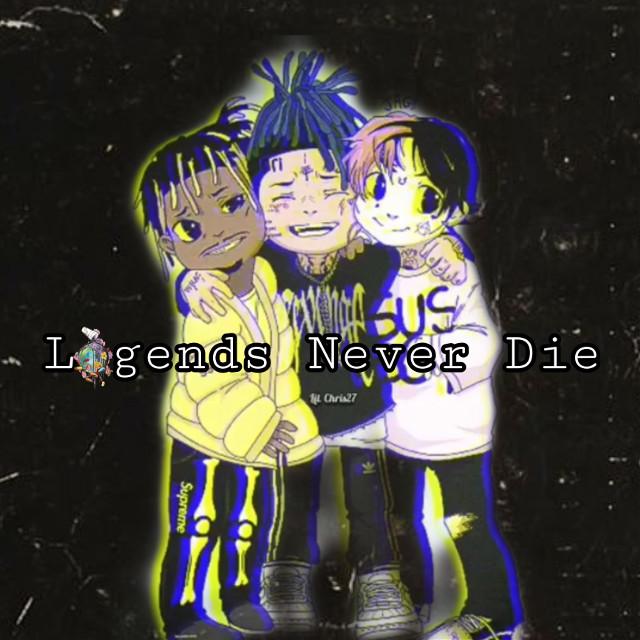 #freetoedit #legends #xxxtentacion #lilpeep #juicewrld #rip