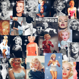 marilynmonroe aesthetic collage contest collabcontest04 freetoedit