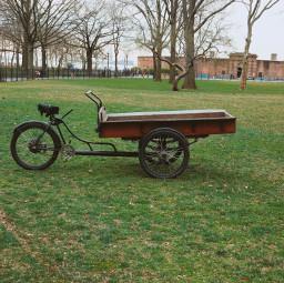 tricycle carriage machine machinery strangemachine freetoedit
