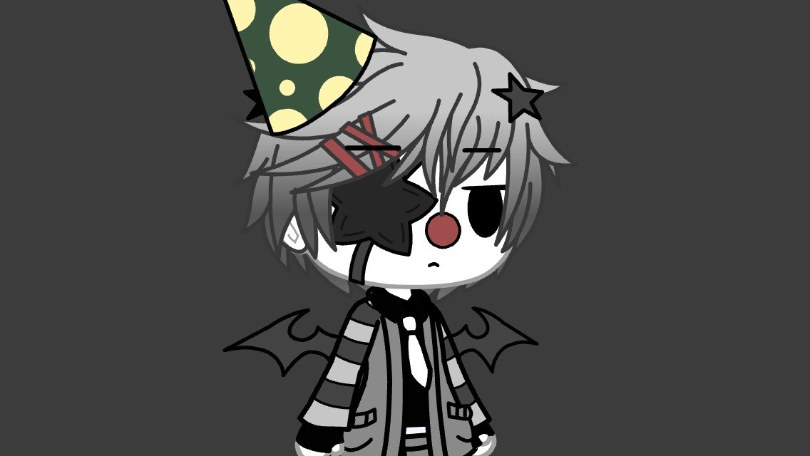 *Slowly changes main oc to Ennard*