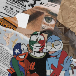 chile mex argentina countryhumans freetoedit