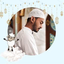 freetoedit eid eidaladha eidaladha2020 eidadha holiday sheep eidmubarak