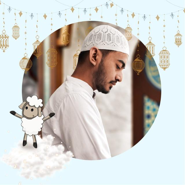 #freetoedit #eid #eidaladha #eidaladha2020 #eidadha #holiday #sheep #eidmubarak