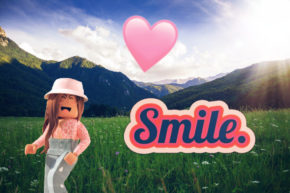 New #edit by me! 💖💖💖 #robloxgirl #nice #edit ! 💗 #behappy and #smile ❤👍  #freetoedit