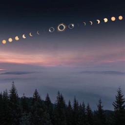 freetoedit фон луна ночь вечер