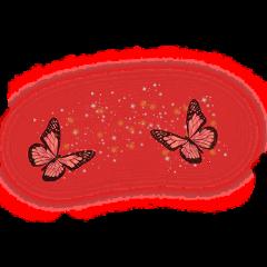freetoedit butterfly aesthetic butterflies pink